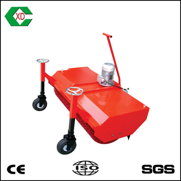 SSJ-1.5D brushing machine